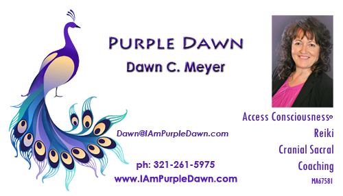 Dawn Meyer, Access Consciousness Certified Facilitator